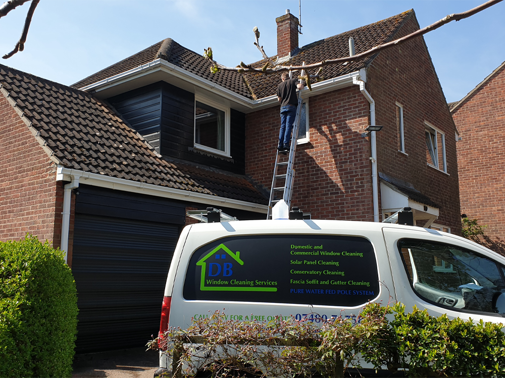 Gutter Fascia And Soffit Cleaning Db Window Cleaning Services